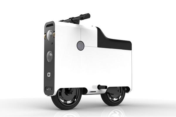 Грузовой велосипед BOXX Electric Bike