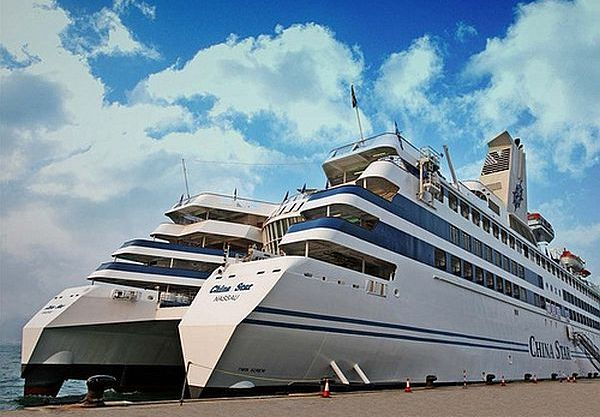 China Star – первый китайский круизный корабль
