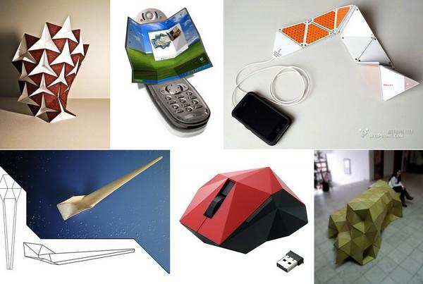 Обзор гаджетов и девайсов в стиле оригами