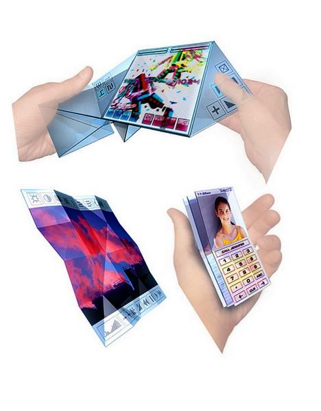 Бумажный телефон к 2014 году