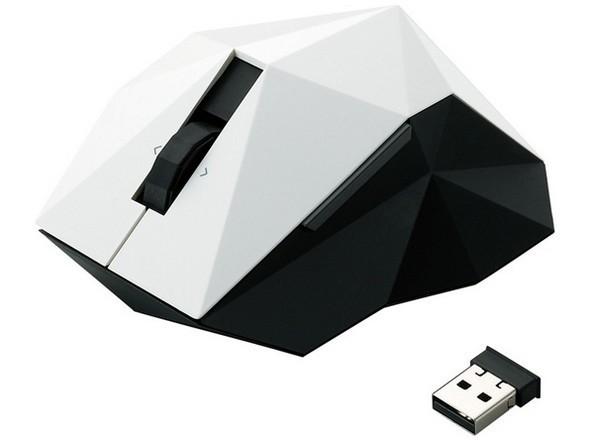 Мышка-оригами Elecom Nendo Orime Mouse