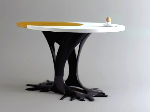 Стол-яйцо Egg Table от компании WamHouse