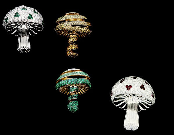 Magic Mushroom USB, флешка стоимостью 37 тыс.долларов