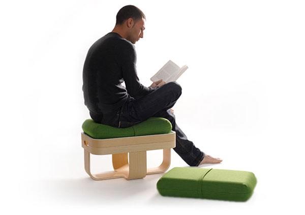 Mister T, мебель-трансформер для детей и взрослых
