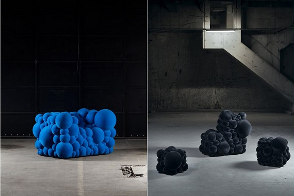 Mutation Series, эксперимент от Maarten De Ceulaer