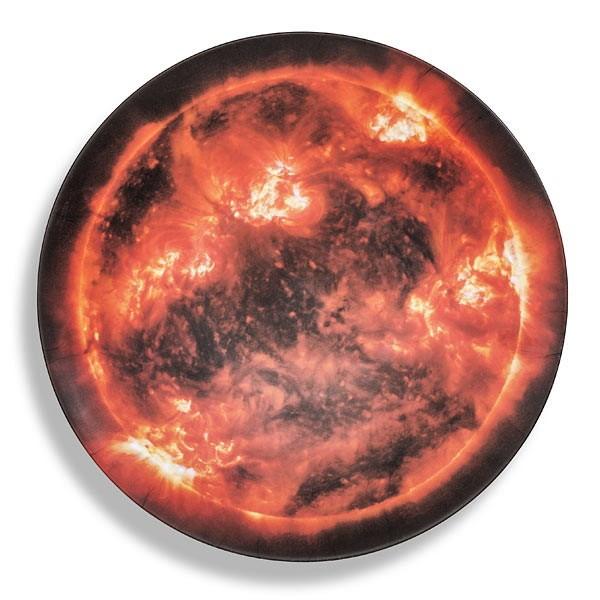 Солнечная тарелка из серии Celestial Serving Bowls