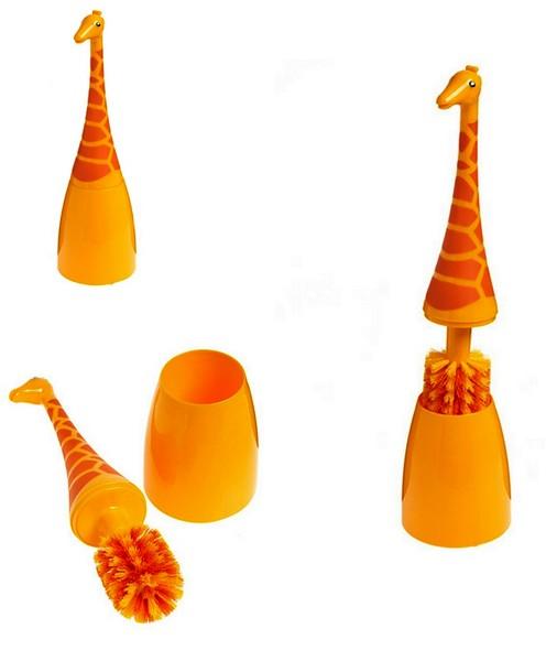 Симпатичный ершик-жираф