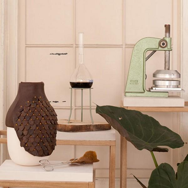 Botanica. Посуда из натуральных материалов