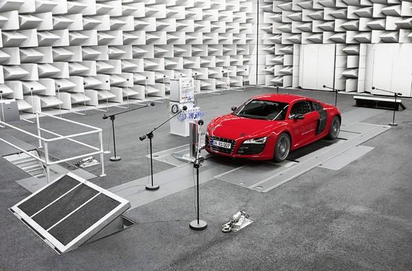 Искусственный шум мотора для электромобилей