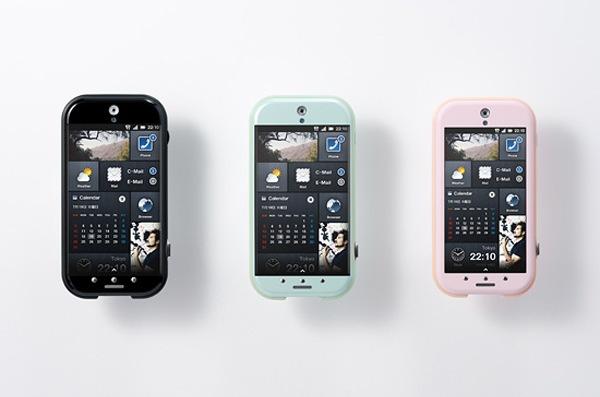 Fusion Concept – телефон для тех, кто любит олдскул
