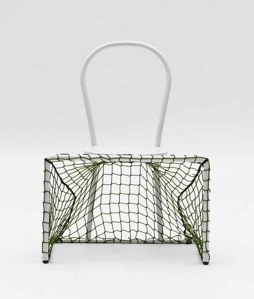 Lazy Football Chair, стул для ленивых футболистов