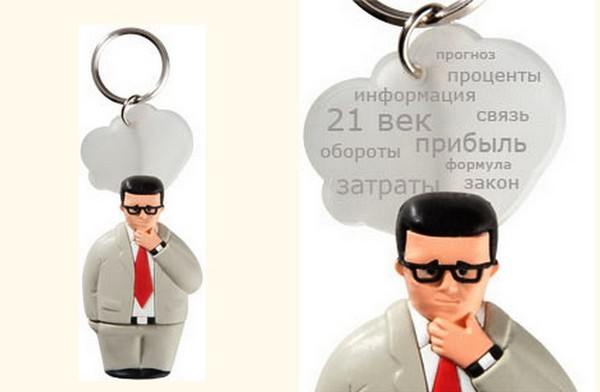 Идеолог-аналитик.USB-флешка из серии Professional