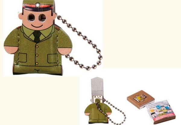 Военный. USB-флешка из серии Professional