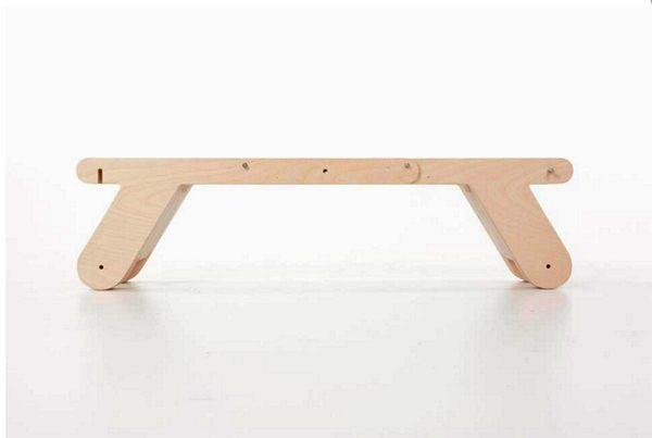 SeasawSeat, скамейка-трансформер родом из детства