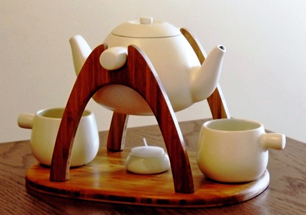 Фарфоровый сервиз Tea for Two