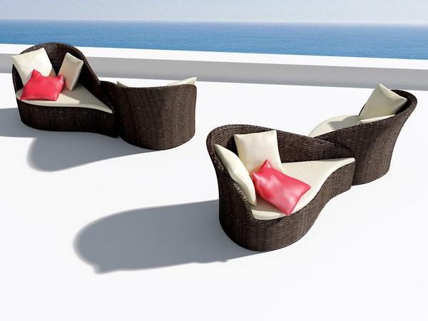 Цветочная современная мебель Fiore от B-alance