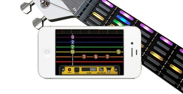 gTar – учебная гитара на базе iPhone