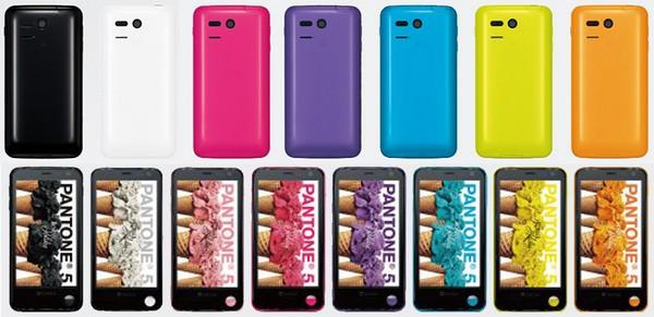 Pantone 5 – мобильный телефон, который ищет радиацию
