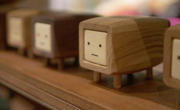 Милая миниатюрная коробочка для украшений ChibiDashi