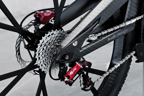 Worthersee – электрический спортивный велосипед от AUDI