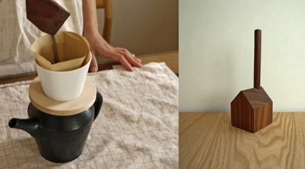 Оригинальный аксессуар для кофеманов, мерная ложка Coffee Measure House