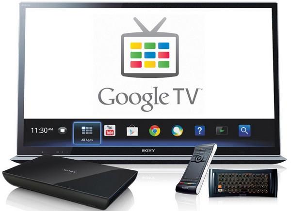 Google TV – совместный проект Google и Sony