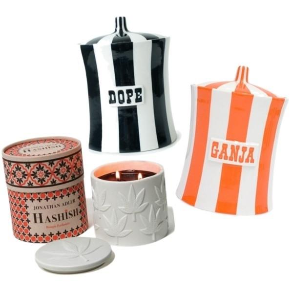 Порочная коллекция керамики Vice Collection, дизайнер Jonathan Adler