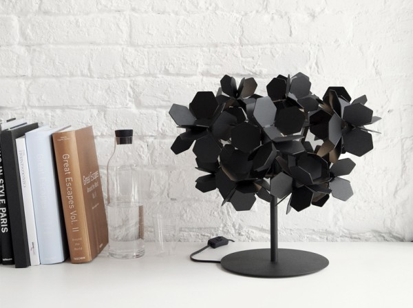 Лампа-дерево Lamp Mess от Василия Бутенко