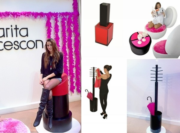 Квартира-косметичка с мебелью MakeUp Now