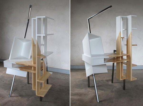 Мебельная конструкция из коллекции Design & Chaos