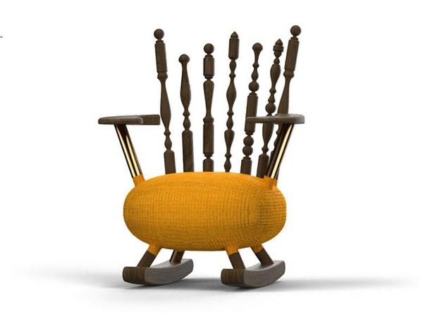 Стул Grandpa Chair из коллекции Design & Chaos
