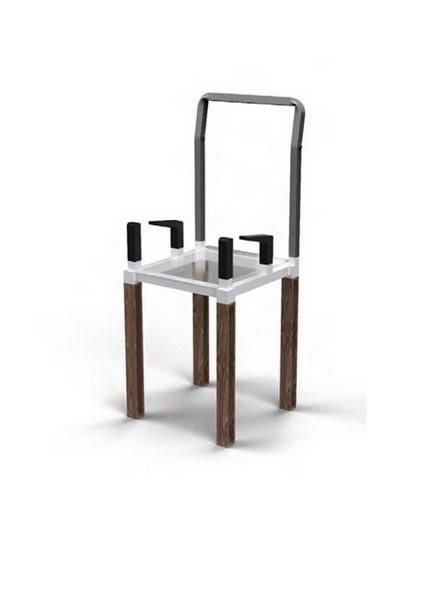 Стул Minimalism Chair из коллекции Design & Chaos