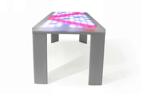 Интерактивная отзывчивая мебель из серии Interactive Light Collection