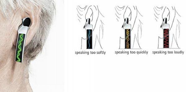 Концепт SoundsGood: стильный слуховой аппарат от Tang Peiqi