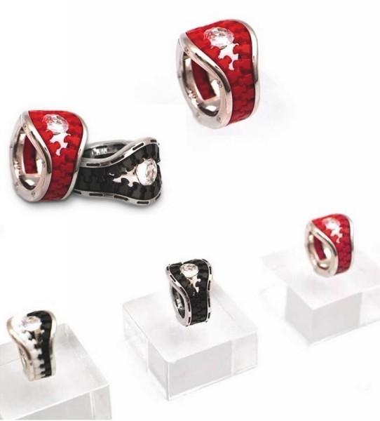 Дизайнерские кольца с