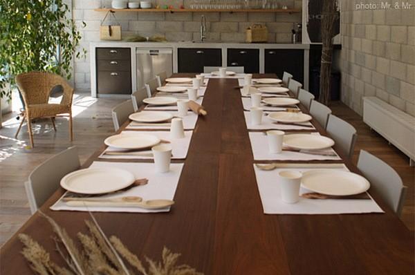 Коллекция салфеток Bella Maniera по мотивам фрески Last Supper
