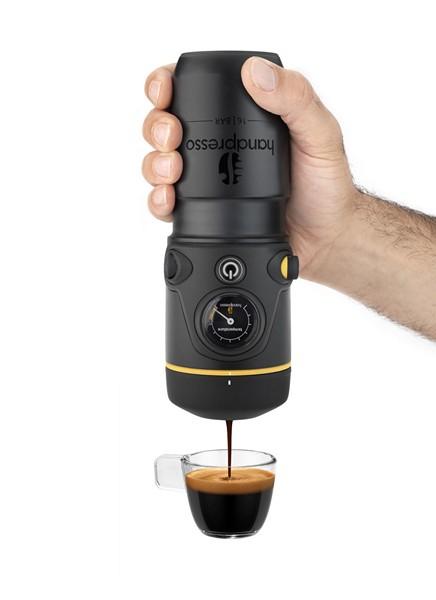 Кофеварка Handpresso Auto Machine для кофепития в авто