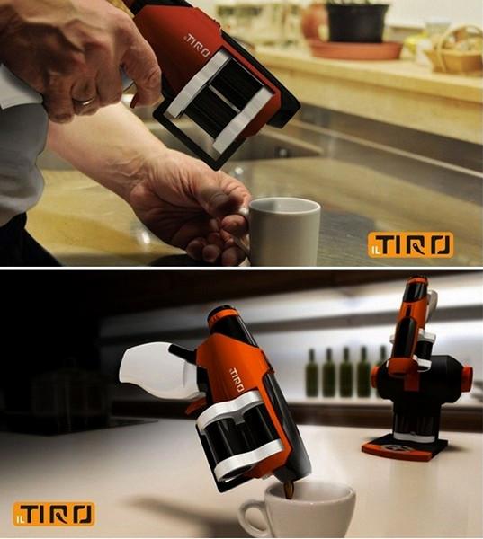 Пистолет-кофеварка il Tiro