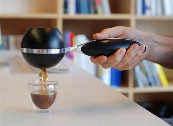 *Карманная* кофеварка Twist