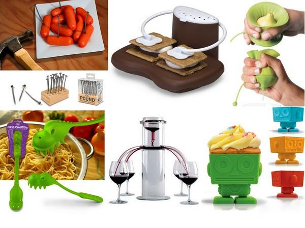 Обзор самых веселых и необычных приспособлений для кухни