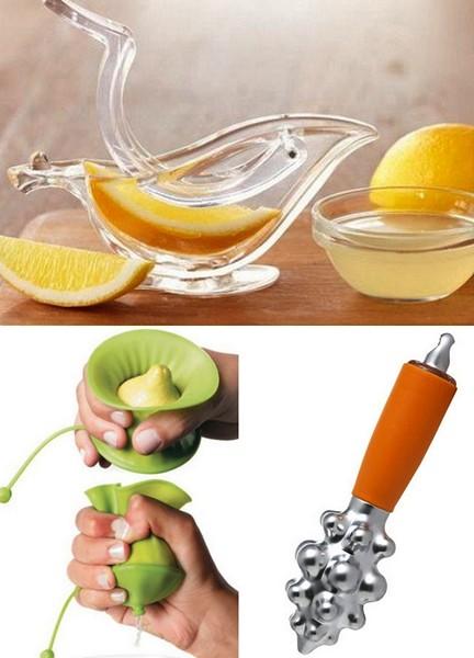 Соковыжималки для лимонов