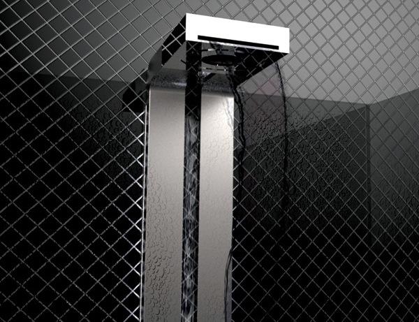 Le Terme — мультимедийный душ, который умеет звонить