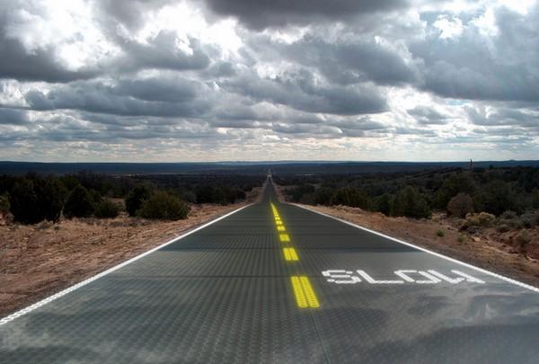 Solar Roadways: как превратить дороги в электростанции
