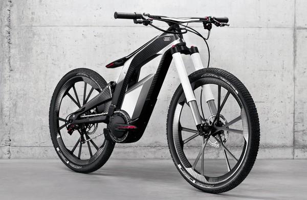 Электрический спортивный велосипед Worthersee от Audi