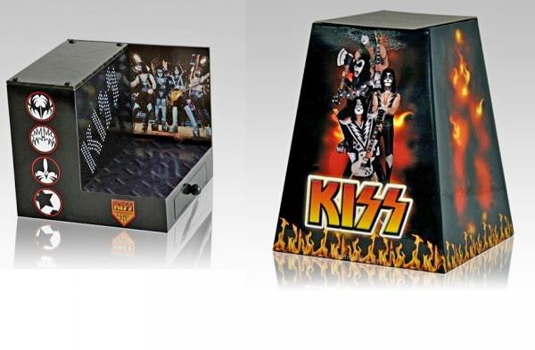 Урна для праха - фанату группы Kiss