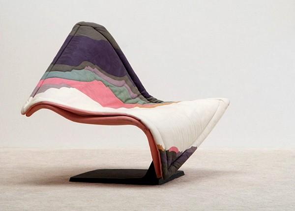 Flying Carpet: ковер-самолет и необычное кресло от Саймона Десанта