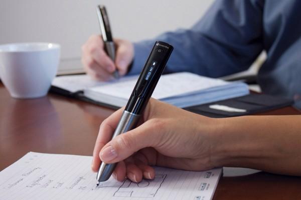 Sky Wi-Fi Smartpen — цифровая ручка для тех, кто все еще делает записи на бумаге