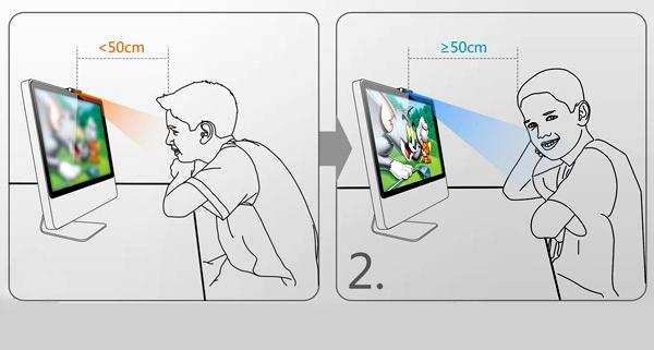 Концепт I-CARE, *электронный воспитатель* для детей и взрослых