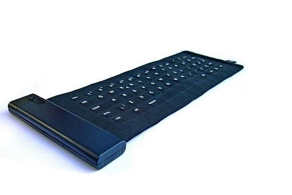 Беспроводная тканевая клавиатура G-Tech