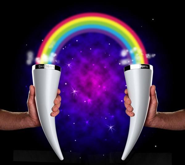 Das Horn, или инновационная чашка. Концепт